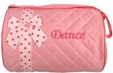 Girls Dance Duffle Bag Light