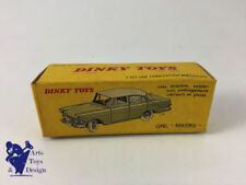 Voitures, camions et fourgons miniatures Dinky pour Opel 1:43