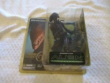 McFarlane Movie Maniacs 6 Alien Resurrection Warrior Alien Figure Free Shipping