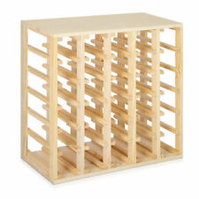 Wooden Free Standing Alcohol Racks
