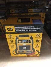 CAT Peak Amp Battery Jump-Starter Compressor Professional Power Station