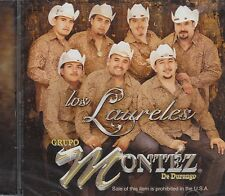 Grupo Montez De Durango Los Laureles CD New Nuevo Sealead Sellado