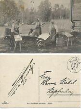 AK Schweden Leksand Kumla 1919