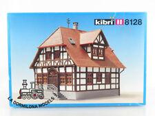 KIBRI 8128 H0 Maison en bois - NEUF