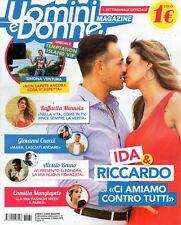 Uomini e Donne 2018 31.Ida Platano & Riccardo Guarnieri,Raffaella Mennoia