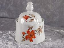 Retsch & Co Porzellan Wunsiedel Zuckerdose Kaffeeservice 70er Blumen