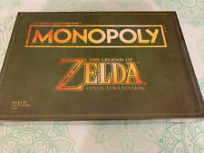 The Legend Of Zelda Monopoly Collector's Edition New Sealed Fast Dealing