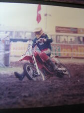 Photo Honda CR125 #91 Johan Schuurman Klasse Jun.125cc Varsseveld 12 juni 1983