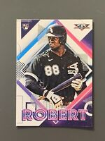 2020 Topps Fire Luis Robert Rookie Chicago White Sox 🔥