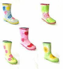 Unbranded Wellington Boots Synthetic Shoes for Girls