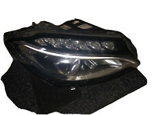 Mercedes benz c220 2014 w205 Front right headlight. Used condition