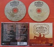 RARE 2 CD THE GREATEST COUNTRY - COMPILATION 32 TITRES BEST OF