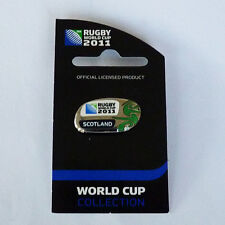 Rugby World Cup RWC 2011 Scotland Country Pin