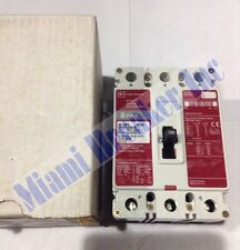 Fwf3100kl Cutler Hammer Circuit Breaker 3 Pole 100 Amp 690v New In Box