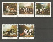 DOGS - 1991  UNMOUNTED. MINT SET