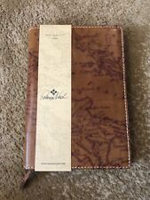 Patricia Nash Leather Map Vinci Journal
