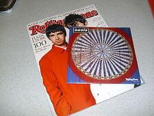"Rolling Stone - OKTOBER 2014 - Heft incl. CD & incl. OASIS 7"" Vinyl Single"