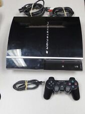 RARE Sony PlayStation 3 PS2 Compatible 160GB Harddrive Tested & Working (NTSC)