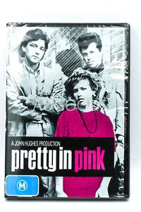 Pretty In Pink -Rare DVD Aus Stock Comedy New Region 4