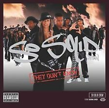 So Solid Crew / They Don't Know *NEW* CD