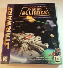 Star Wars: X-Wing Alliance (1999) for PC Big Box SEALED! NEW!!