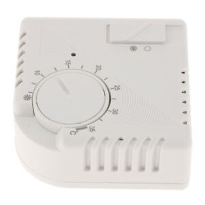 Floor Heating Manual Thermostat Air Condition Temperature Control Switch