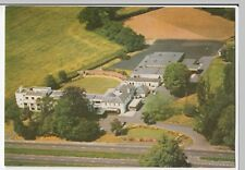 Suffolk; Aerial View, Copdock House Hotel PPC, Unposted, By Richardson, c 1970's
