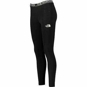 THE NORTH FACE Women's Activewear - Black Cotton Leggings, size XS