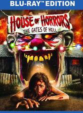HOUSE OF HORRORS: GATES OF HELL (Sam Qualiana) - BLU RAY - Region Free - Sealed