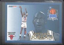 1992-93 Fleer All Star Weekend #6 Michael Jordan