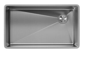 "Elkay Crosstown Stainless Steel 31-1/2"" x 18-1/2"" x 9"", Single Bowl Undermount"