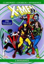 Intégrale Marvel X-Men 1982 Édition Anniversaire Panini