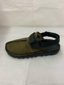 New Reebok Beatnik Sandal Army Green Mens Size 8 CN7050