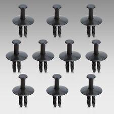 50 x Sill Rivet Bumper Trim Clip Retainer For BMW Series 3 5 7 E46 E38 E39,53 X5