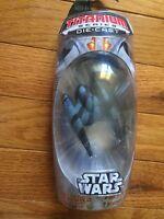 STAR WARS MicroMachine VULTURE DROID Hasbro Galoob Titanium Series 2005 NIP