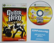 Guitar Hero World Tour, Xbox 360, Pal-eur
