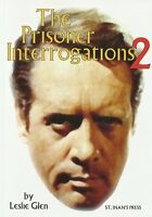 The Prisoner Interrogations 2 - *NEW* Quiz Book Patrick McGoohan Portmeirion
