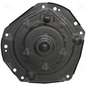 New Blower Motor With Wheel 35333 Parts Master