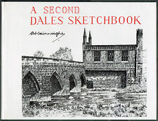 A Second Dales Sketchbook - A Wainwright + dust jacket. Near fine throughout.