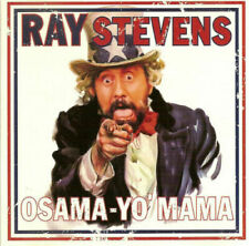 Osama-Yo' Mama / United We Stand [Single] by Ray Stevens (CD, Jan-2002, Curb)NEW