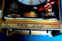 87f8f4b8bb2 JAEGER LE COULTRE ATMOS PERPETUAL MOTION CUSTOM PLAQUE CLASSIC DESIGN ATMOS