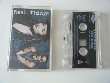 2 UNLIMITED REAL THINGS CASSETTE TAPE PWL UK 1994