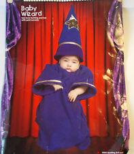 Baby Wizard Bunting Costume 0-6M NIP