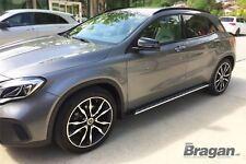 Pour 2014 + Mercedes Gla Classe X156 Tableau de Bord Marche-Pieds Jupes OE Style