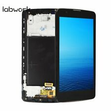 LCD Screen Digitizer Touch With Frame For LG Stylo 2 Plus 4G MS550 K550 US