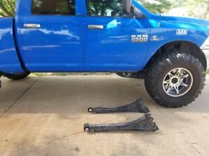 2014-2018 Ram 2500 6.7l Front Lower Control Arms Radius