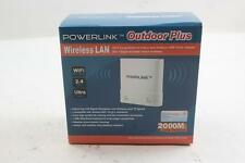 Premiertek PowerLink Outdoor Plus Network Adapter ultra Power 2000M Long Distanc