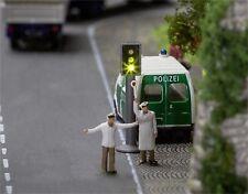 Faller Car System 162060 -- 2 LED-Ampeln mit Schaltung, Spur N