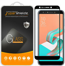 Supershieldz for Asus ZenFone 5Q Full Cover Tempered Glass Screen Protector
