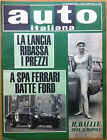 Auto Italiana - 1964 n° 22 - Lancia - Ford - Nautica - meccanica corse